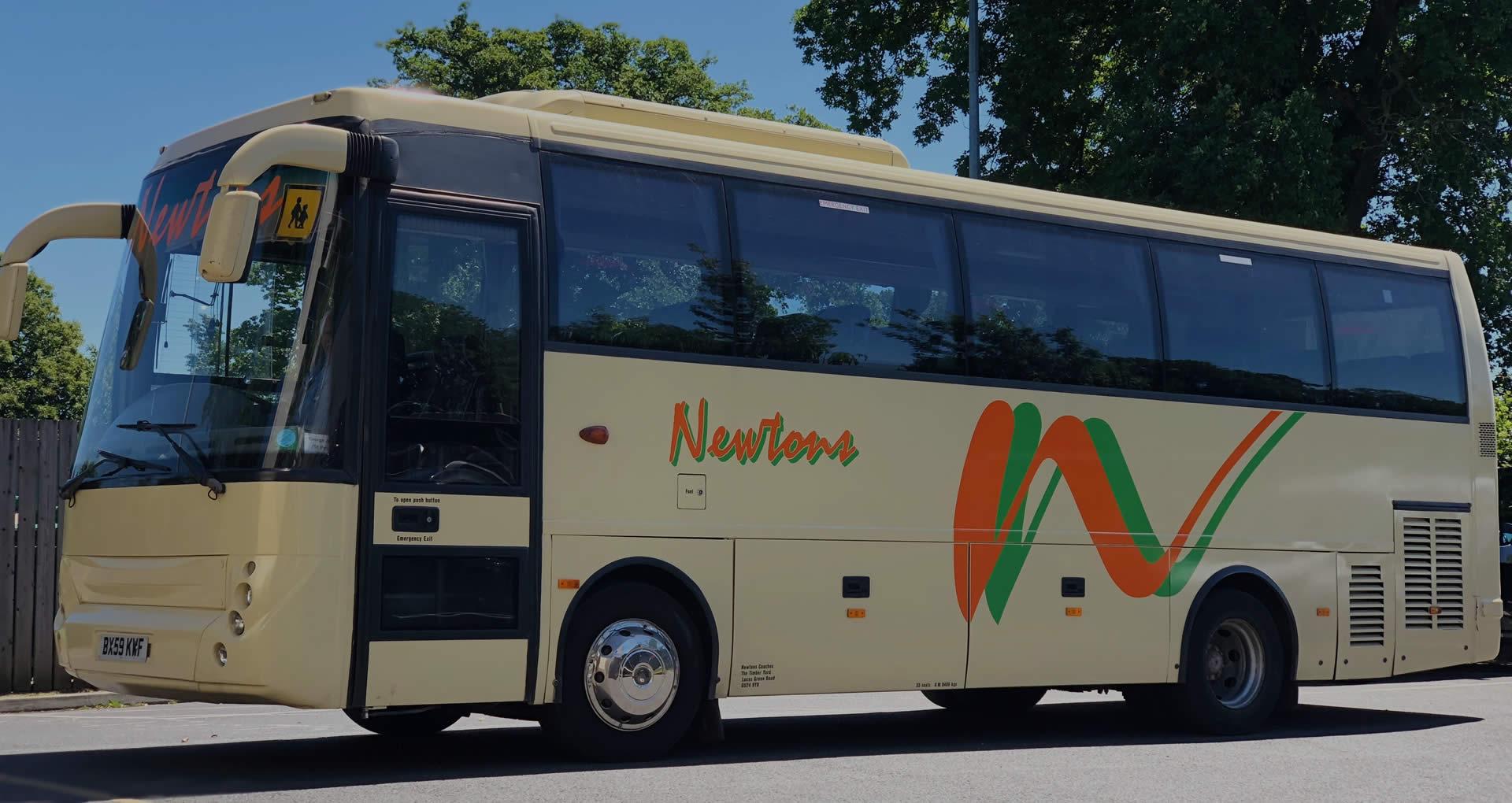 Newtons Coach Hire Surrey